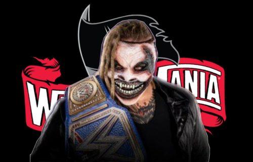 Bray Wyatt 'Burned Face' WWE Return Idea Leaks