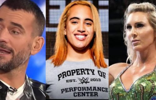 CM Punk says Charlotte Flair is the only person Simone Johnson can relate to