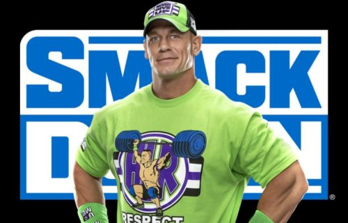 What WWE might plan for John Cena on this week's Smackdown