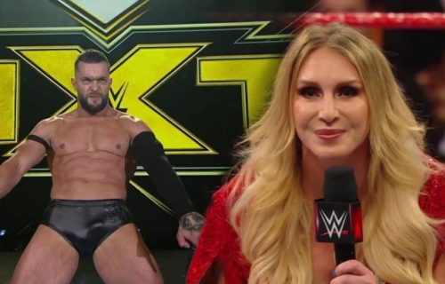 Charlotte Flair says there would be no NXT without Finn Balor