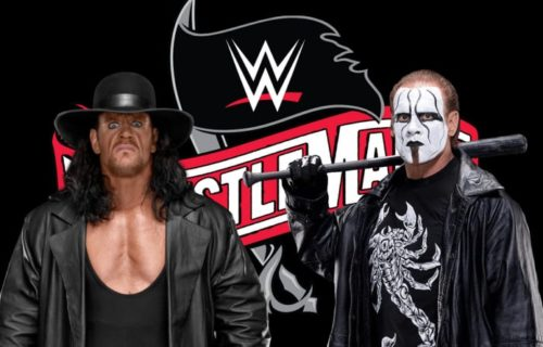 Could WWE finally be moving forward with Sting vs Undertaker at WrestleMania 36?