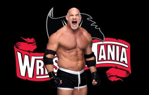 Goldberg might not wrestle at WrestleMania 36