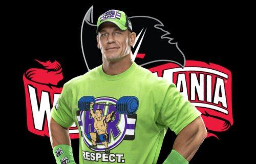 Who John Cena might face at WrestleMania