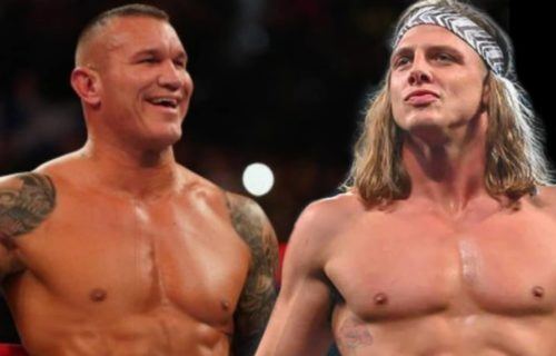 "Randy Orton wants Matt Riddle to ""F--- Off"", Riddle responds"