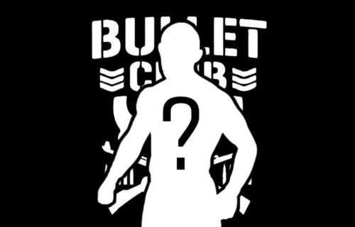 Bullet Club member was backstage at this week's AEW Dynamite