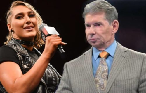 """Rhea Ripley on receiving Vince McMahon's support: """"It's Insane!"""""""