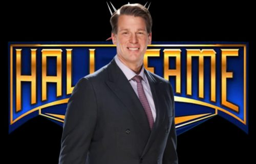 JBL reportedly expected to go into WWE Hall of Fame this year