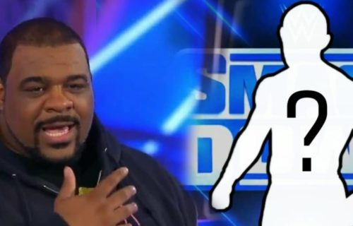 "Keith Lee says SmackDown Superstar is his ""#1 Dream Match"""