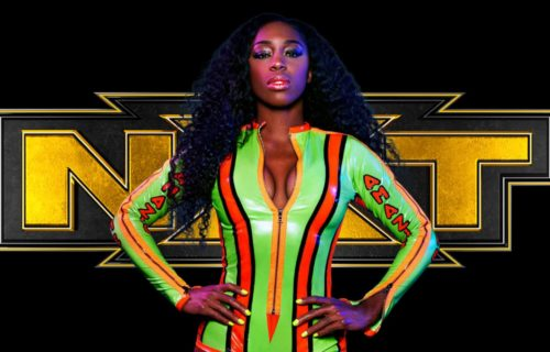 Naomi wanted to go back to NXT