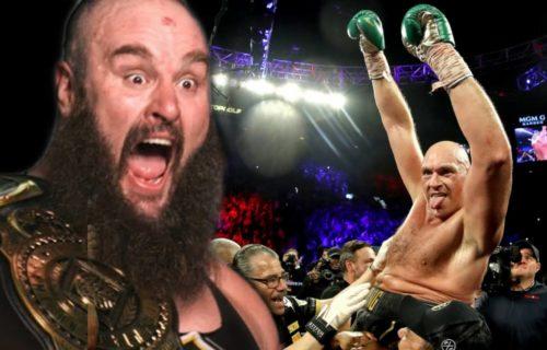 Braun Strowman pitches rematch idea to NEW WBC Heavyweight Champion Tyson Fury