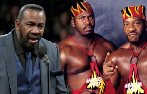 "Stevie Ray on WWE Locking Down the ""Harlem Heat"" Name: ""I am a bit torn about it"""