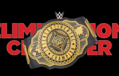 Intercontinental Championship changes hands at Elimination Chamber
