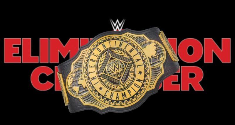 Intercontinental Championship-Elimination Chamber