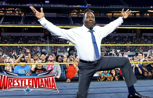 Booker T reveals who named the spinaroonie