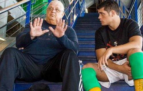 Cody Rhodes reveals advice given to him by Brodie Lee following Dusty Rhodes' passing