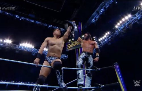 The Miz and John Morrison become NEW SmackDown Tag Team Champions