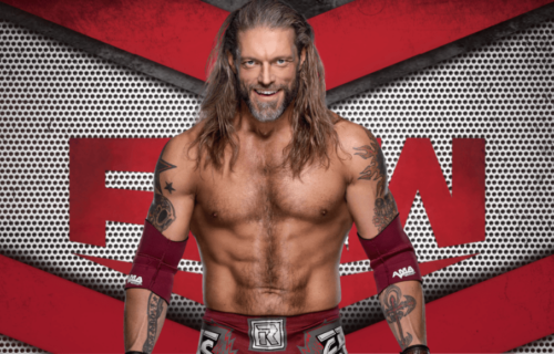 WWE officially announces Edge's return to next week's RAW