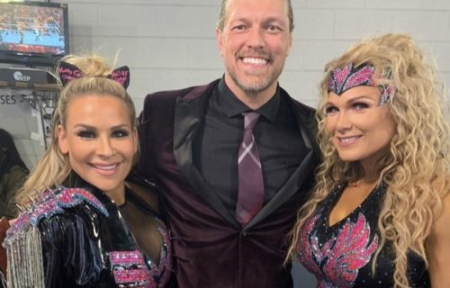 Natalya talks about getting help from Edge before huge match