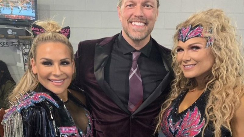 Edge and Natalya