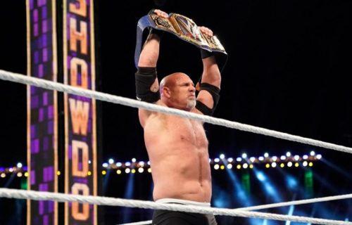 Goldberg Paid Huge Money At Royal Rumble