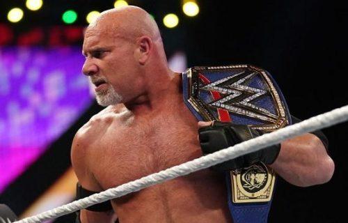 Goldberg breaks silence on Roman Reigns' WrestleMania decision
