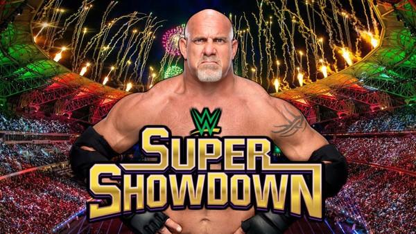 Goldberg showdown
