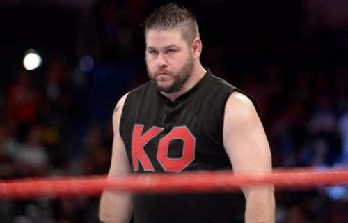 How long Kevin Owens will be on the shelf