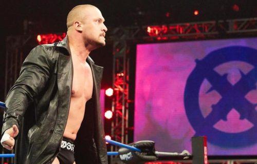 Killer Kross' first NXT feud revealed