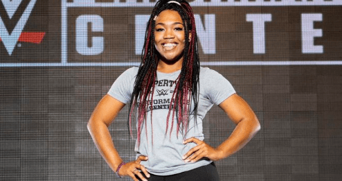 WWE signs it's first ever African-American female referee