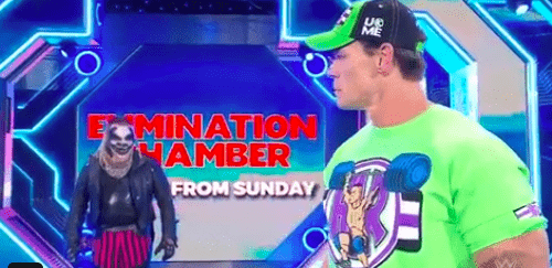 'The Fiend' Bray Wyatt challenges John Cena to a Bar Fight Deathmatch if WrestleMania 36 gets delayed
