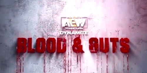 "AEW Dynamite: ""Blood & Guts"" Special Episode announced on Revolution"