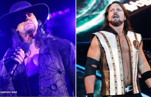 AJ Styles wants a Career vs Career match against The Undertaker at SummerSlam