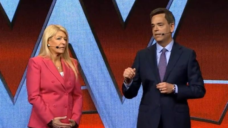 WWE-co-presidents