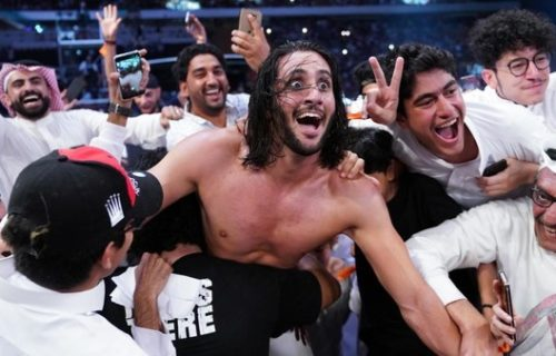Mansoor reveals he will be performing at Super ShowDown, talks about match with Cesaro and more