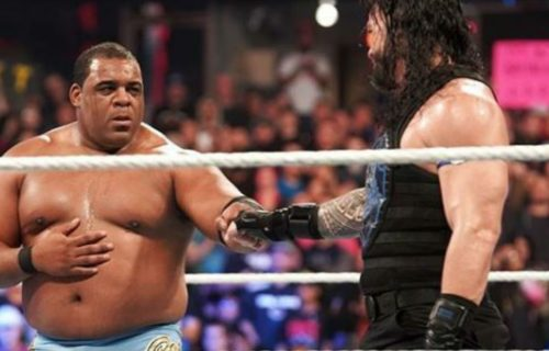 Roman Reigns wanted one-on-one match with Keith Lee after Survivor Series