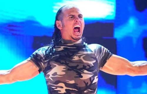 Possible signs that Matt Hardy is the Exalted One