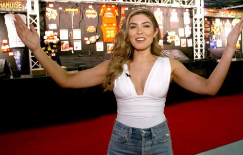 Cathy Kelley reveals the reason behind her WWE departure