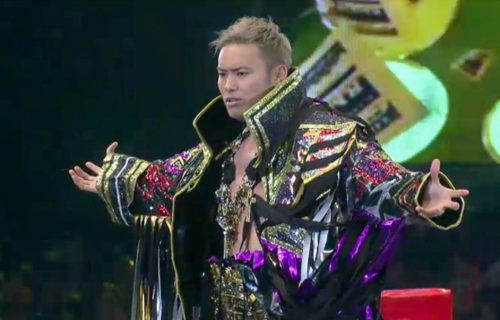 Kazuchika Okada desires massive crossover event with WWE, NJPW and AEW