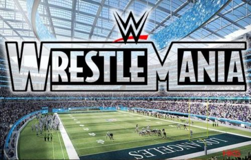 Location and date for Wrestlemania 37 officially announced
