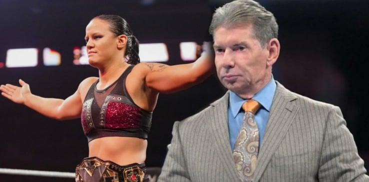 Vince McMahon-Shayna Baszler