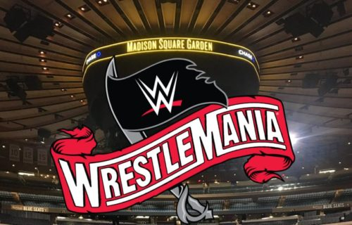 WWE might have cancelled WrestleMania match