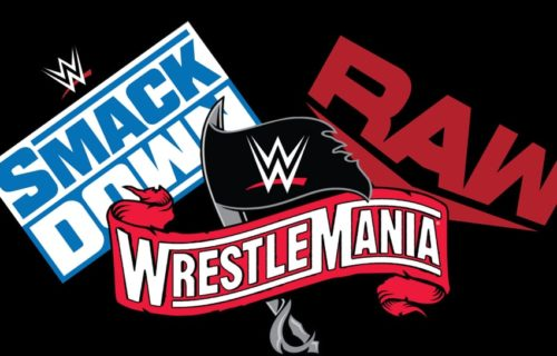 TV content that WWE filmed prior to lockdown