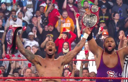 Street Profits BECOME the NEW RAW Tag Team Champions