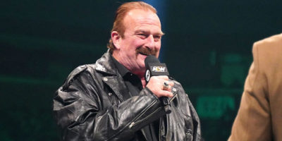 Jake Roberts in AEW