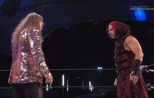 Matt Hardy & Chris Jericho Elite Deletion match not certain