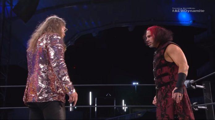 Jericho and Matt