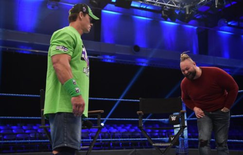 John Cena mocks Bray Wyatt's past ahead of their WrestleMania 36 match