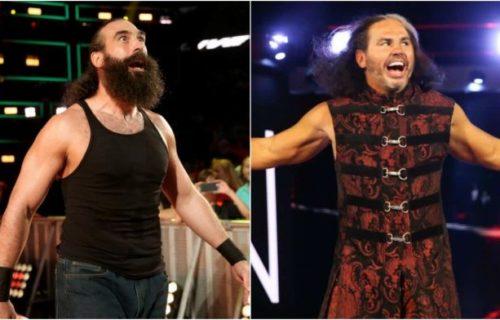 Dustin Rhodes talks possibility of Luke Harper & Matt Hardy in AEW
