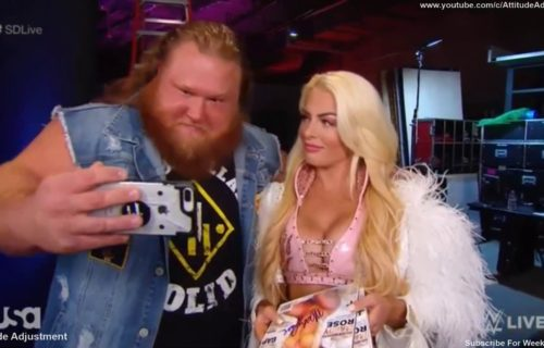 Mandy Rose talks working with Otis