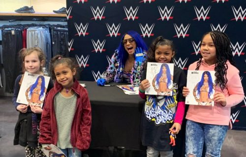 No touching policy for Superstar appearances issued by WWE